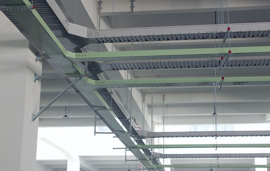Application of Cable Tray