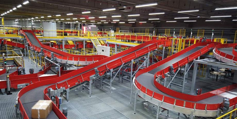 UPS International Logistics and Transshipment Center