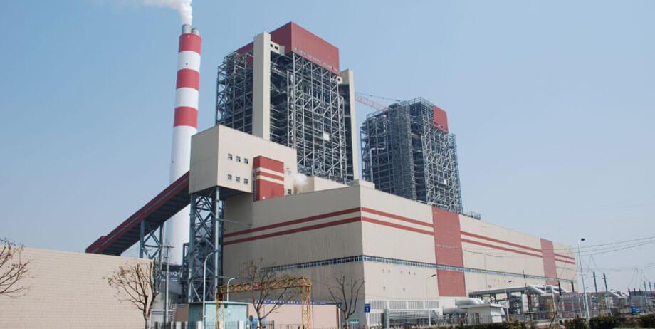 Shanghai Waigaoqiao Power station