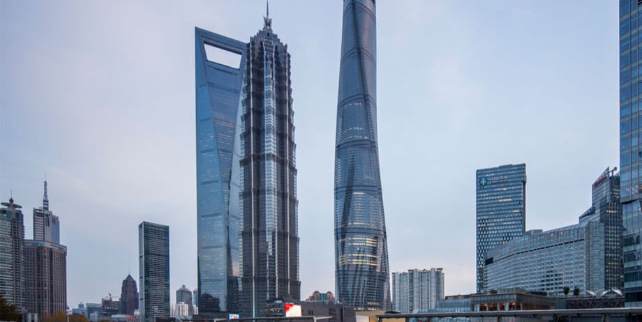 Shanghai World Financial Center Project