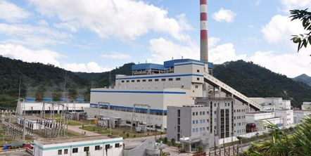 Vietnam renji thermal power plant project