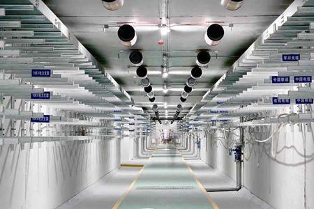 Utility Tunnel